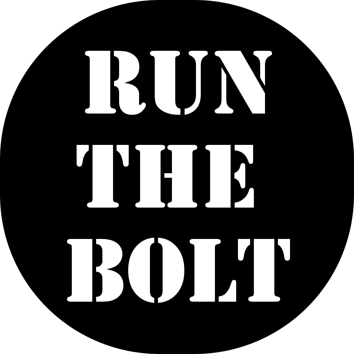 Run the Bolt